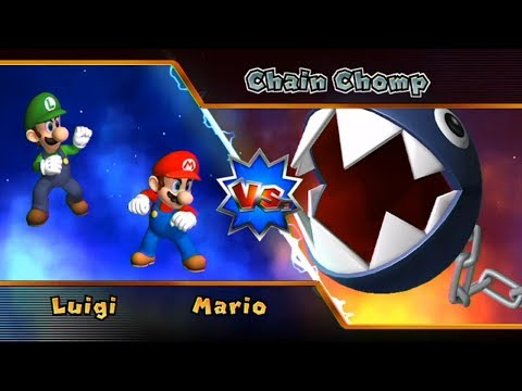 Mario Party 9 - Boss Rush (Mario vs Luigi)