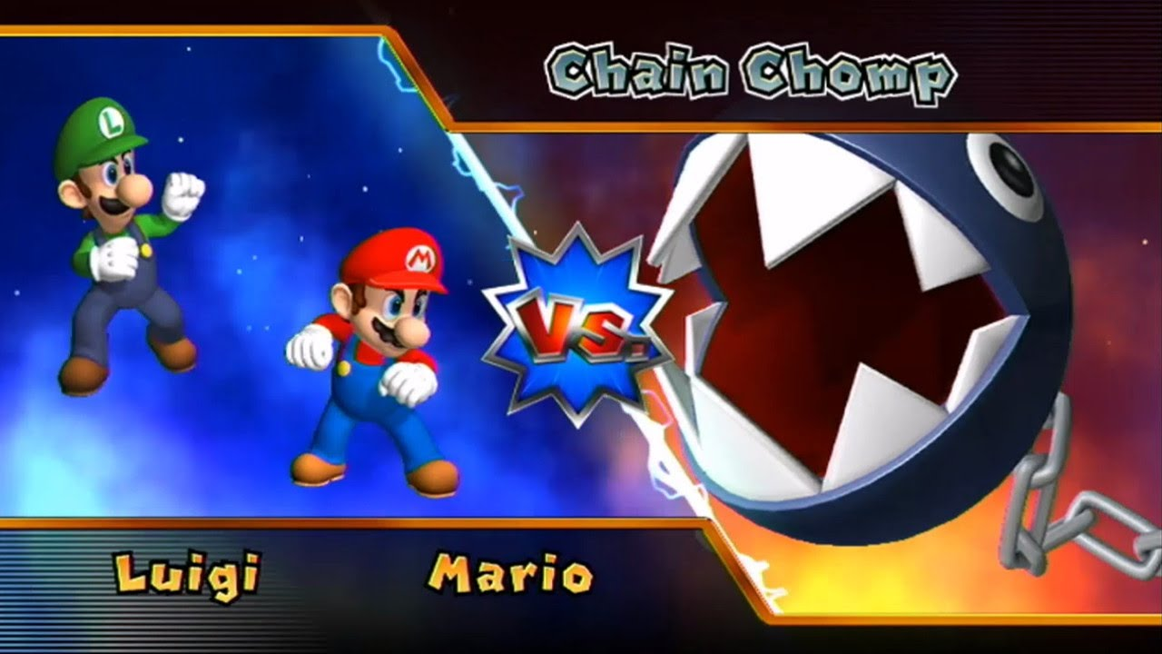 Mario party 9 boss rush mario vs luigi youtube - Luigi mario party ...