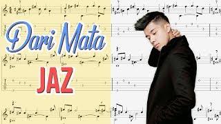 Video Dari Mata - Jaz (Fingerstyle TABs) download MP3, 3GP, MP4, WEBM, AVI, FLV Maret 2018