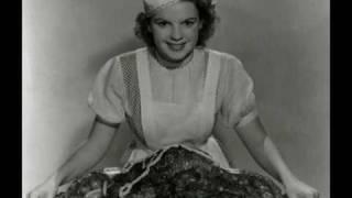 Judy Garland...World War II Medley