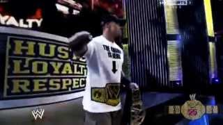 John Cena WWE 2013 Custom Entrance Video Titantron *HD*