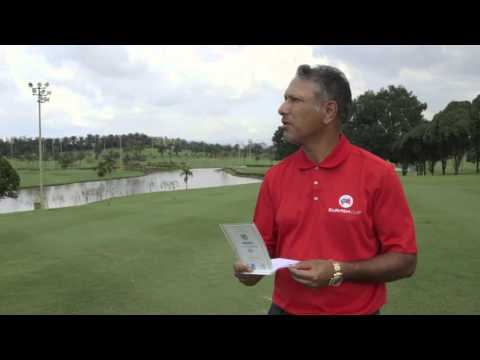 2016 EurAsia Cup presented by DRB-HICOM-Team Asia Captain Jeev Milkha Singh