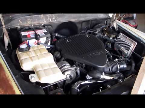 1959 Chevy Apache B Body Chassis Swap Sleeper