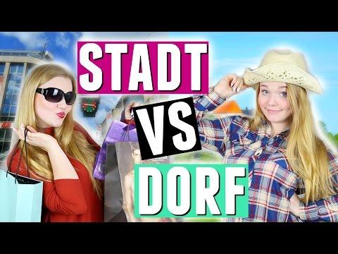 STADT VS DORF Kinder in der Stadt VS auf dem Dorf I mit Diana zur Löwen I Meggyxoxo