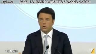 #Renzi come Wanna Marchi racconta solo balle #televenditore #renziacasa #siamoprontipergovernare