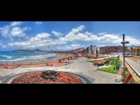 El XVI Festival Internacional de Cometas Ciudad de Las Palmas de Gran Canaria Playa de Las Canteras