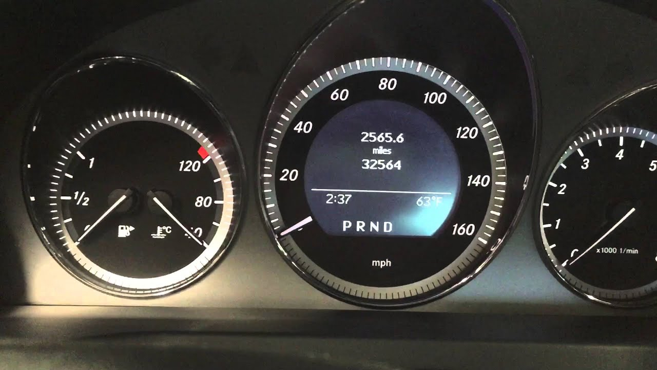 2011 mercedes c300 oil reset youtube for Mercedes benz b5 service