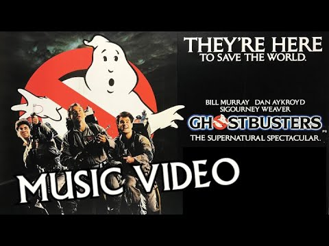 Ghostbusters (1984) Music Video
