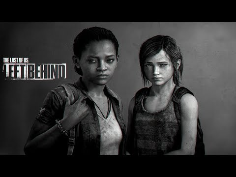The Last of Us: Left Behind STORY DLC coming out February 14 (Left Behind Cinematic Trailer)