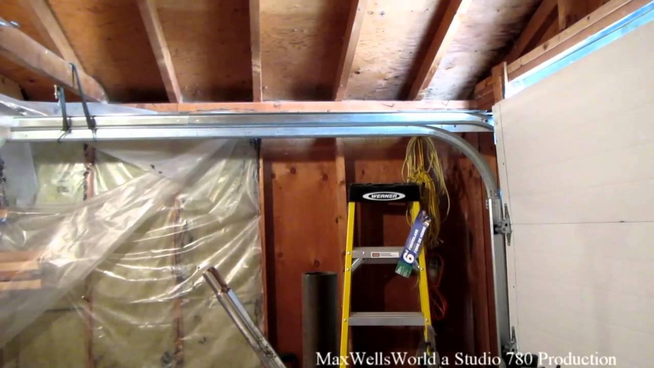 clopay garage door install a new direction maxwellsworld youtube3637434 Installing Clopay Garage Door #13