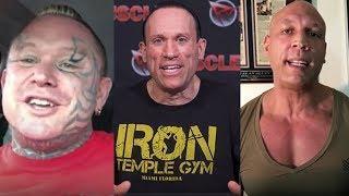 LEE PRIEST & BSA DEFEND RONNIE COLEMAN! Iron Rage