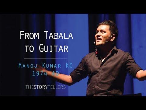 Manoj Kumar KC, The Storytellers Music Series 2