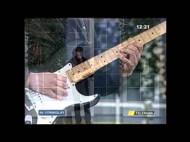TV LIVE - Telerama INFAMIGLIA - MARCELLO ZAPPATORE - ZIPPO