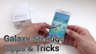 18 Tipps & Tricks: Samsung Galaxy S6 edge (deutsch)