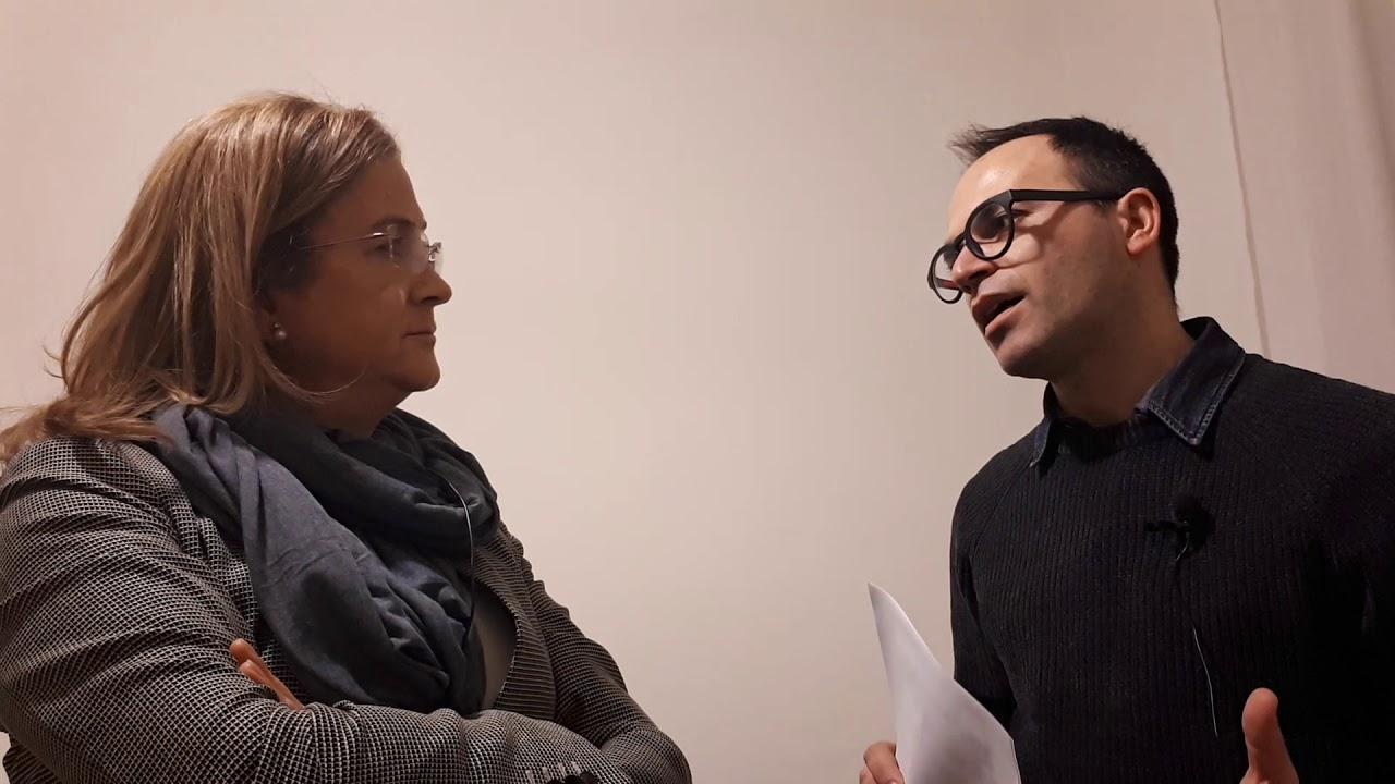 Intervista al Questore Isabella Fusiello
