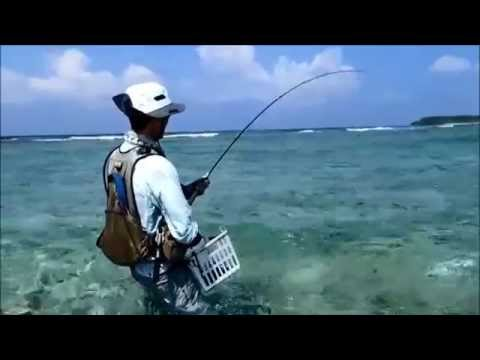 saltwater fly fishing with double hand rod - youtube, Fishing Reels