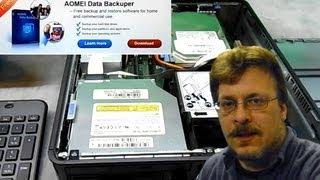 How to Clone a Hard Drive Using AOMEI Data Backuper