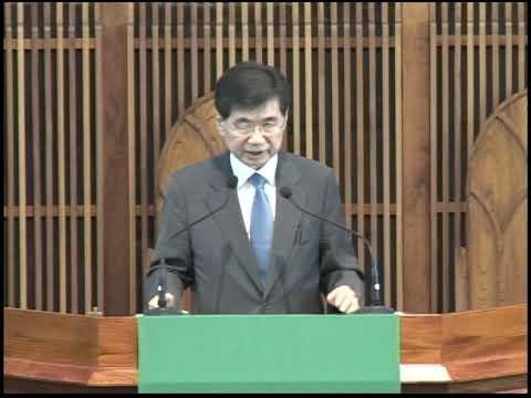 김명구 박사 2019 08 18 창천교회오후예배