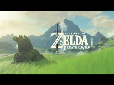 [Parody] EPIC The Legend of Zelda Breath of the Wild Dubstep Trailer. E3 2016