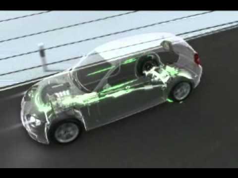 BMW EfficientDynamics Brake Energy Regeneration