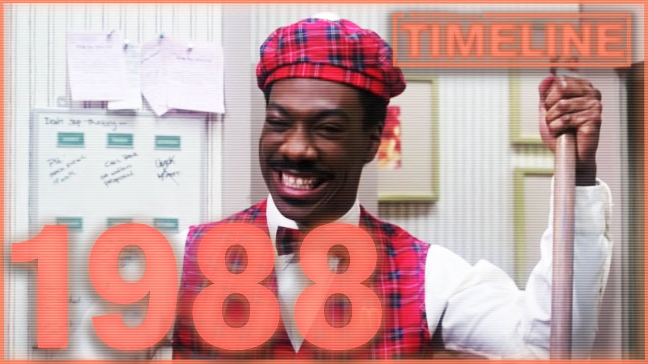 Download Timeline: 1988 - The Olympics, Coming to America and Mike Tyson KOs
