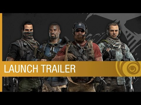 Tom Clancy's Ghost Recon Wildlands: Gameplay Launch | Trailer | Ubisoft [US]