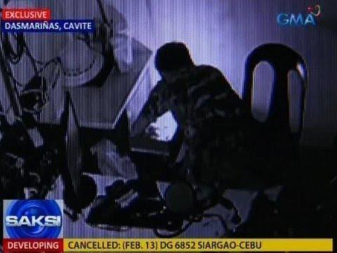 Saksi: Lalaking tumangay sa mamahaling power tool, huli sa CCTV