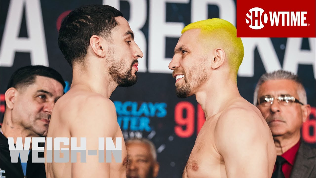 Welterweight Garcia easily outpoints Redkach