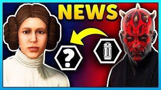 BIG Star Wars Battlefront 2 News - BB-8 Release Date, Hero Changes + More!