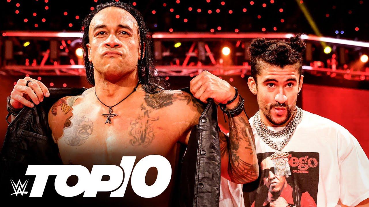 Celebrity allies: WWE Top 10, Feb. 10, 2021