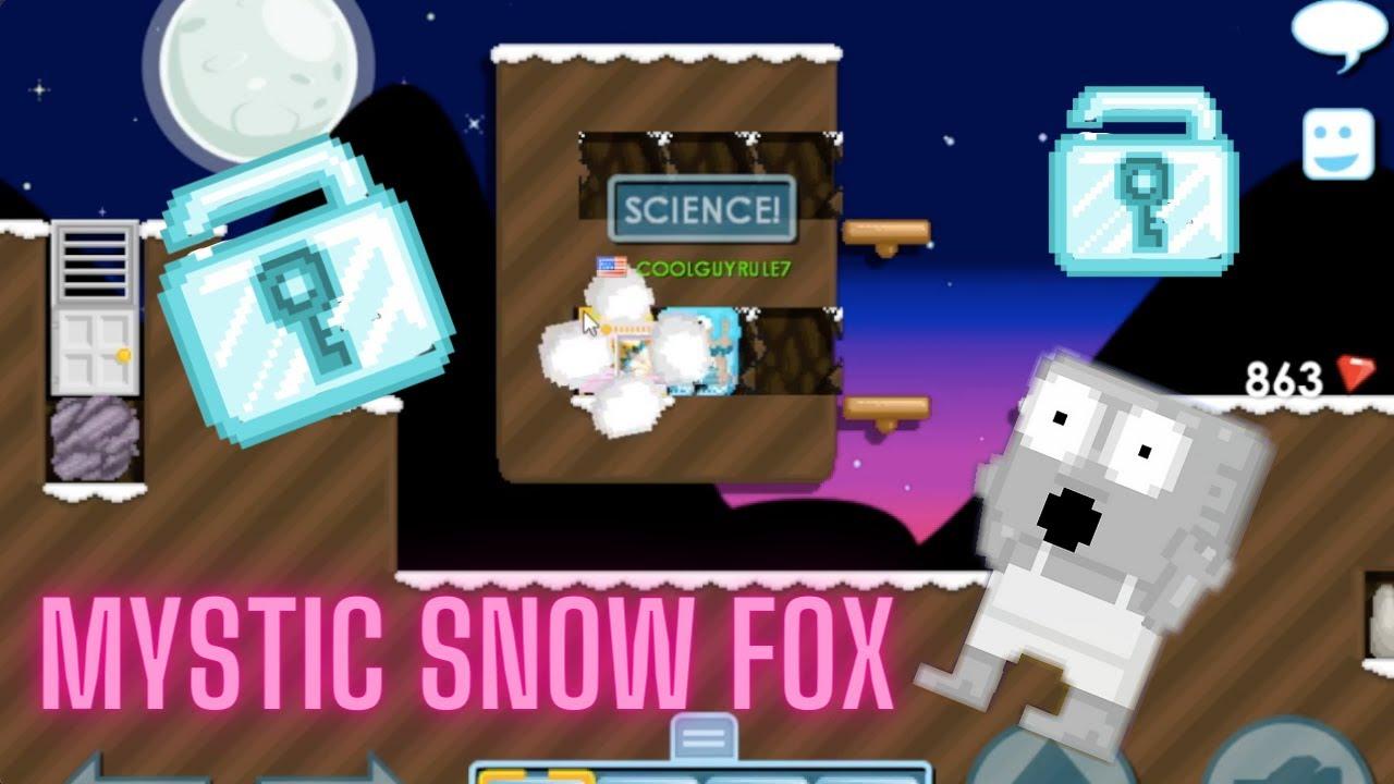 Download How to Make Mystic Snow Fox! Insane 116WL Profit!