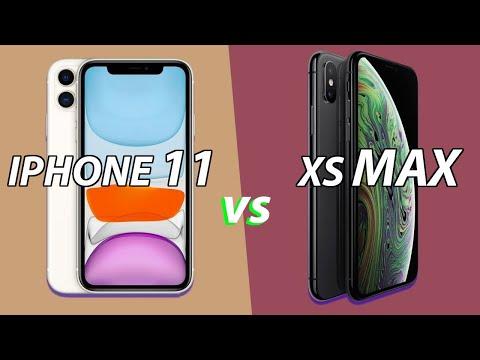 So Sánh: Chọn IPhone 11 Hay XS Max Chơi Tết 2020