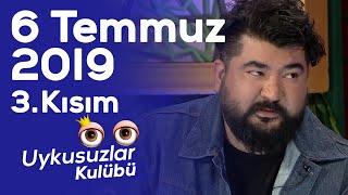 Okan Bayülgen ile Uykusuzlar Kulübü - 6 Temmuz 2019 Bölüm 3 - Eypio - Dr. Nihat Dik