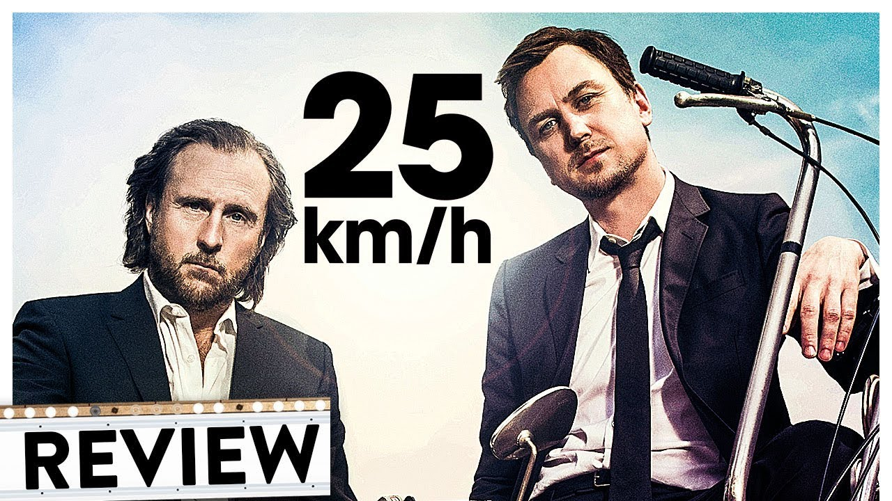 25 km/h | Review & Kritik | inkl. Trailer Deutsch German