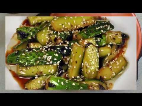 Как приготовить Огурцы по корейски?