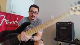 Sterling by Music Man S.U.B series Ray5 5-string Bass!