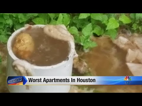 What Are The Worst Apartments In Houston?