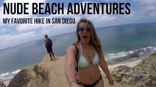 Nude Beach Adventures | Black