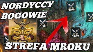 NORDYCCY BOGOWIE W STREFIE MROKU! + GRZYBY - SHAKES AND FIDGET #210