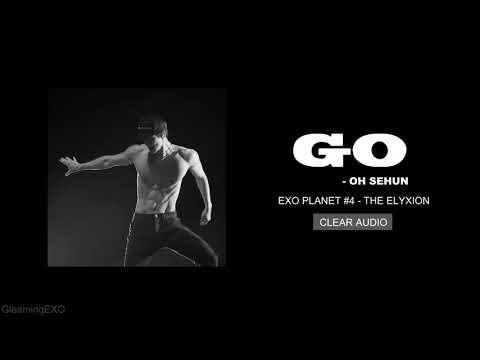 SEHUN SOLO - GO (CLEAR AUDIO)