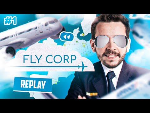 Bienvenue à bord de PAB Airlines ! (Fly Corp) #1
