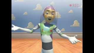 Casting Toy Story - Buzz Lightyear.