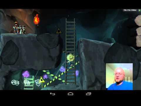 ShadowPlay demo on SHIELD Tablet