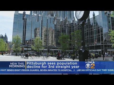 U.S. Census: Pittsburgh Population Sees Slight Decline