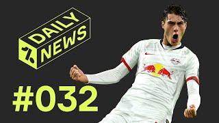 RB Leipzig: Schick-Deal platzt! BVB: Zorc droppt Sancho-Bombe! Lukaku zerlegt Leverkusen!