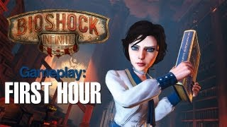 BioShock Infinite Gameplay - First Hour