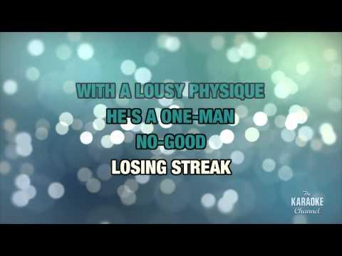 Pencil Neck Geek in the style of Freddie Blassie   Karaoke with Lyrics