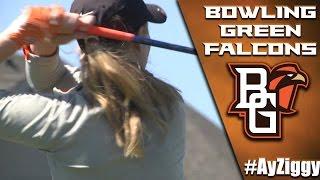 BG Women's Golf MAC Tourney Hype Video