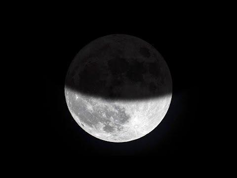 Частное лунное затмение 16 июля 2019