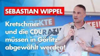 ❝Grüne sind Feinde der Polizei!❞ | Sebastian Wippel